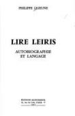 Lire Leiris