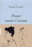 Proust contre Cocteau: Couverture bleue