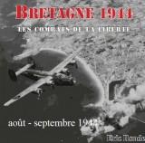 Liberation de la Bretagne, Aout et Sept 1944